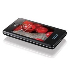 LG Optimus L3 II Posición horizontal