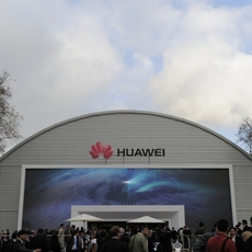 Huawei en el Mobile World Congress 2013