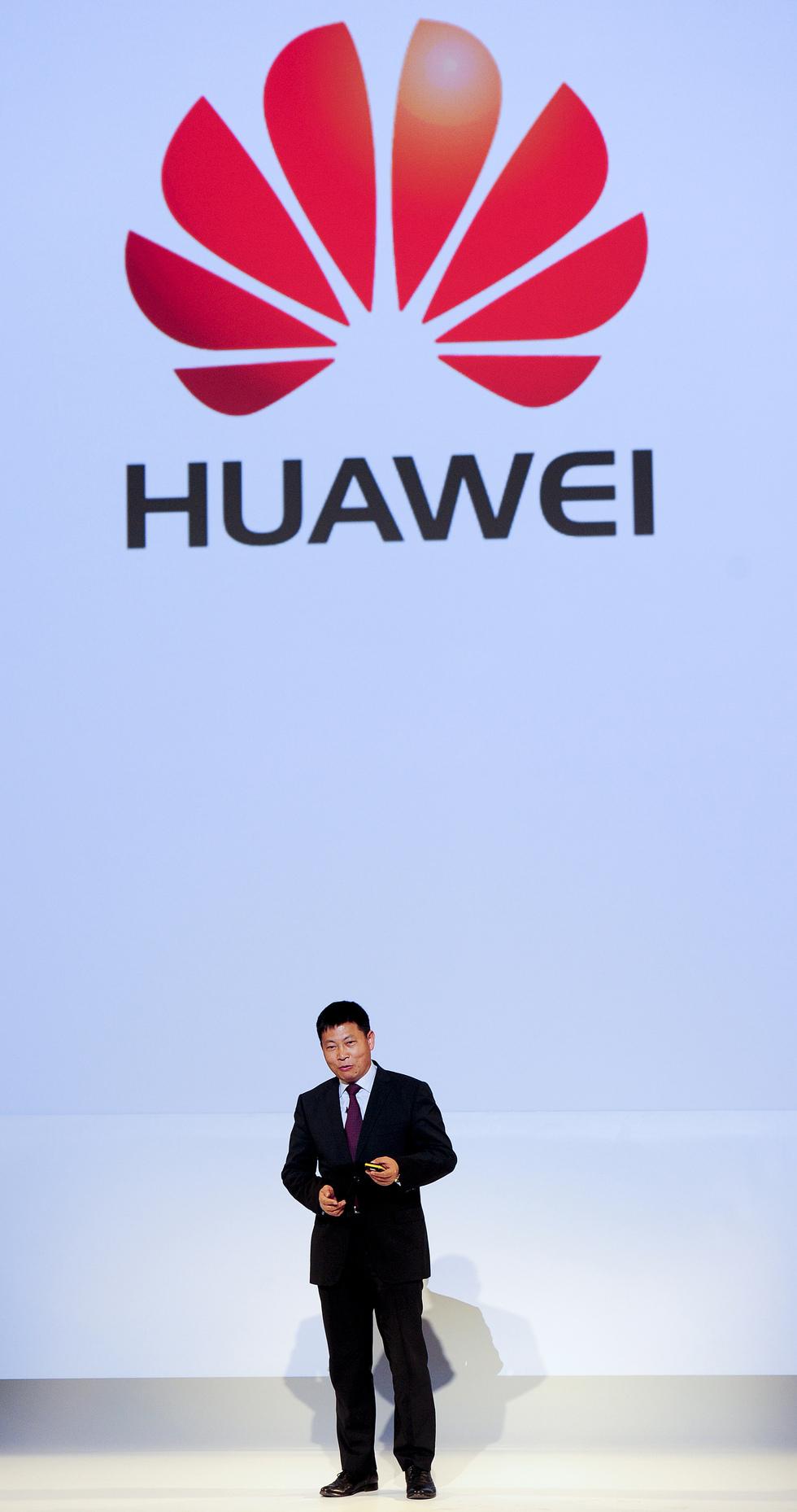 Richard Yu, CEO de Huawei