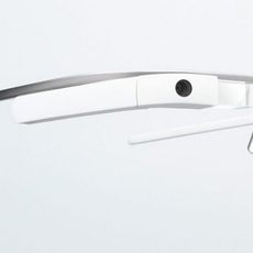 Google Glass blancas