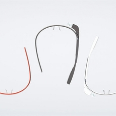 Google Glass en cinco colores