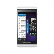 BlackBerry Z10 en blanco