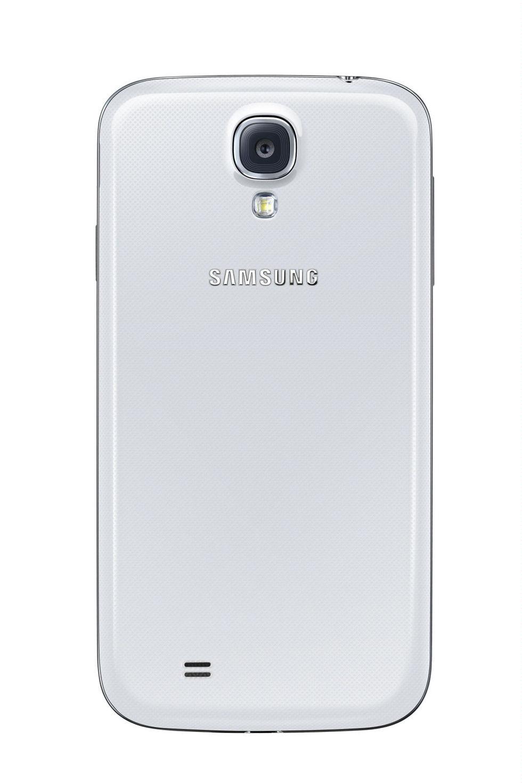 Trasero del Samsung Galaxy S4 Blanco