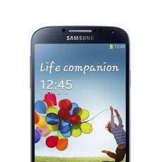 Frontal del Samsung Galaxy S4 Negro