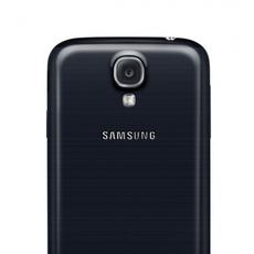 Trasero del Samsung Galaxy S4 Negro