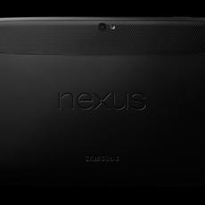 Trasero del Nexus 10