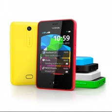 Todos los colores del Nokia Asha 501