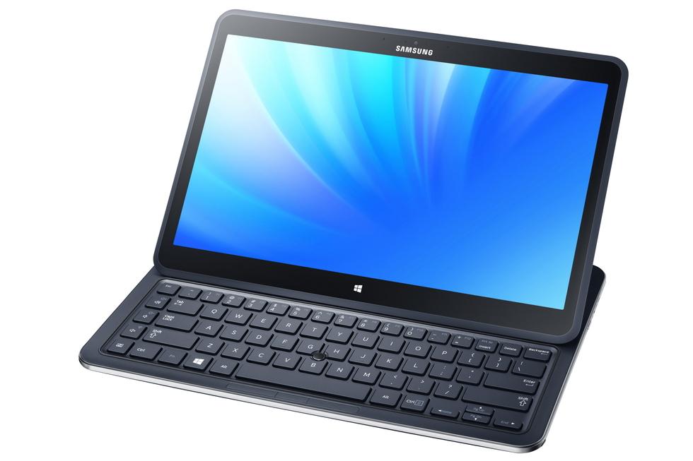 Samsung ATIV Q como portátil