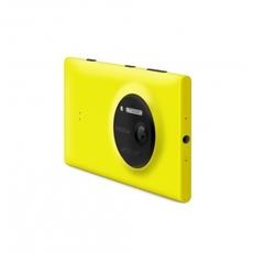 Vista trasera del Nokia Lumia 1020