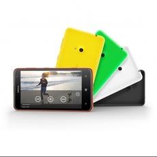 Los colores del Nokia Lumia 625