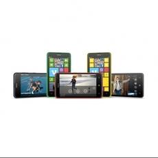 Frontales de Nokia Lumia 625