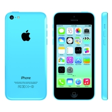 iPhone 5C en azul