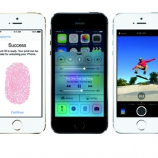 iPhone 5S y su Touch ID
