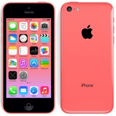 iPhone 5C en rojo