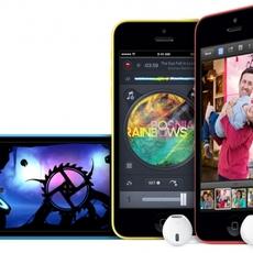 iPhone 5C y sus aplicaciones