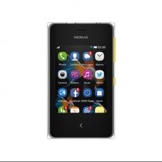Frontal del nuevo Nokia Asha 500