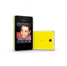 Edición amarilla del Nokia Asha 500