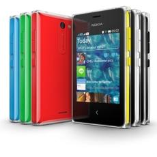 Gama de colores del Nokia Asha 502