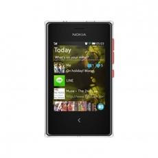 Vista frontal del Nokia Asha 503
