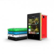 Vista conjunta de los nuevos colores del Nokia Asha 503