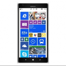 Vista frontal del Nokia Lumia 1520