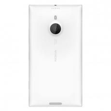 Vista trasera del Nokia 1520 en color blanco