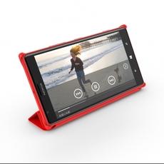 Nokia Lumia 1520 en su funda