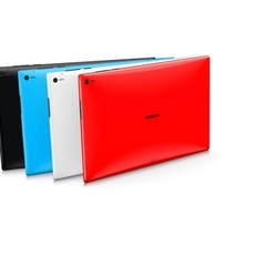 Parte trasera del Nokia Lumia 2520