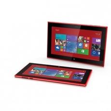 El nuevo Nokia Lumia 2520 en varias posiciones