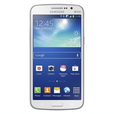 Vista frontal del Samsung Galaxy Grand 2