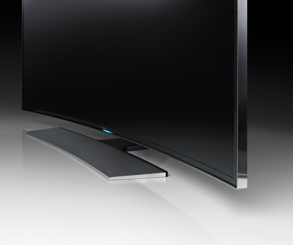 Base Samsung U9000 Curved UHD TV