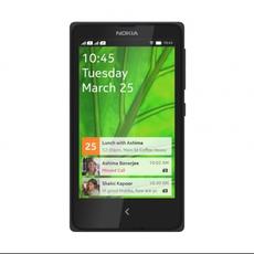 Pantalla de bloqueo del Nokia X+