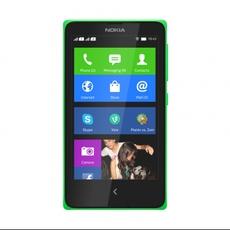 Menú de inicio del Nokia X+
