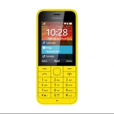 Menú de inicio del Nokia 220