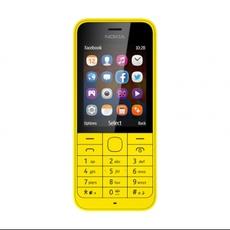 Pantalla social Nokia 220
