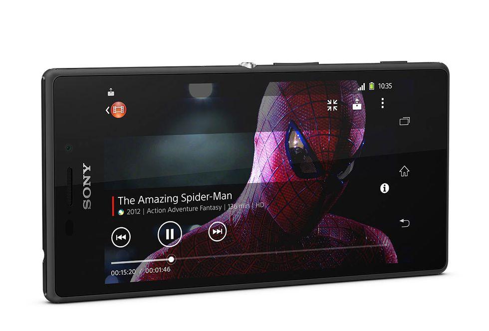 Vídeo en Sony Xperia M2
