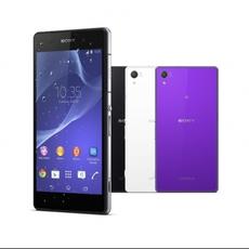 Los colores del Sony Xperia Z2