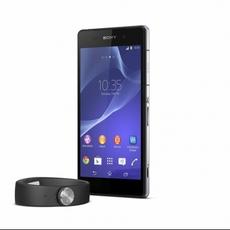 Sony Xperia Z2 y la SmartBand