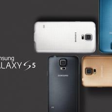Los colores de Galaxy S5