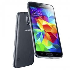 Samsung Galaxy S5 en negro