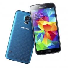 Samsung Galaxy S5 en azul