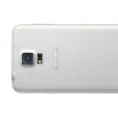 Samsung Galaxy S5 en horizontal