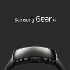 Cartel Samsung Gear Fit