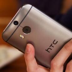 Vista trasera del HTC One m8