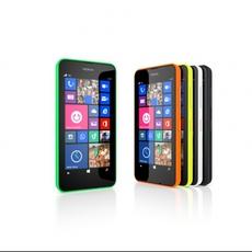 Frontales del Nokia Lumia 630