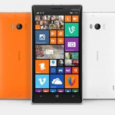 Traseros del Nokia Lumia 930