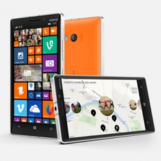 Nokia Lumia 930 naranja