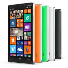 Los colores del Nokia Lumia 930