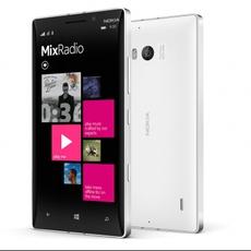 MixRadio en Nokia Lumia 930