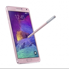 Samsung Galaxy Note 4 rosa